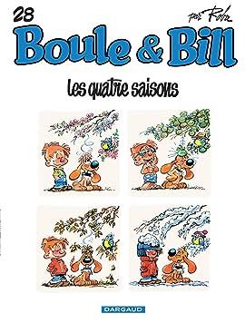 Boule & Bill Vol. 28: Les quatre saisons