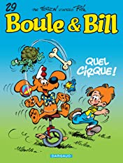 Boule & Bill Vol. 29: Quel cirque !