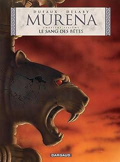 Murena Tome 6: Le Sang des bêtes