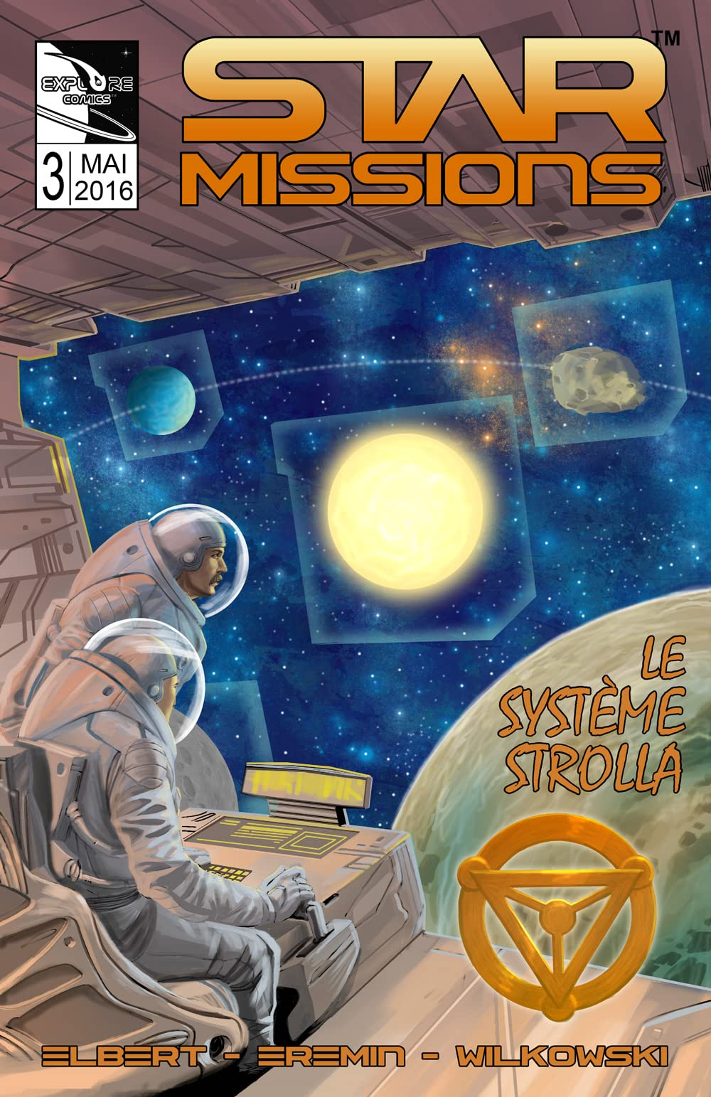Star Missions - French #3