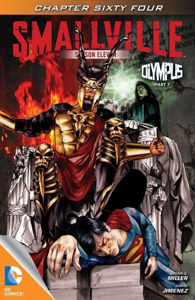 Smallville: Season 11 #64