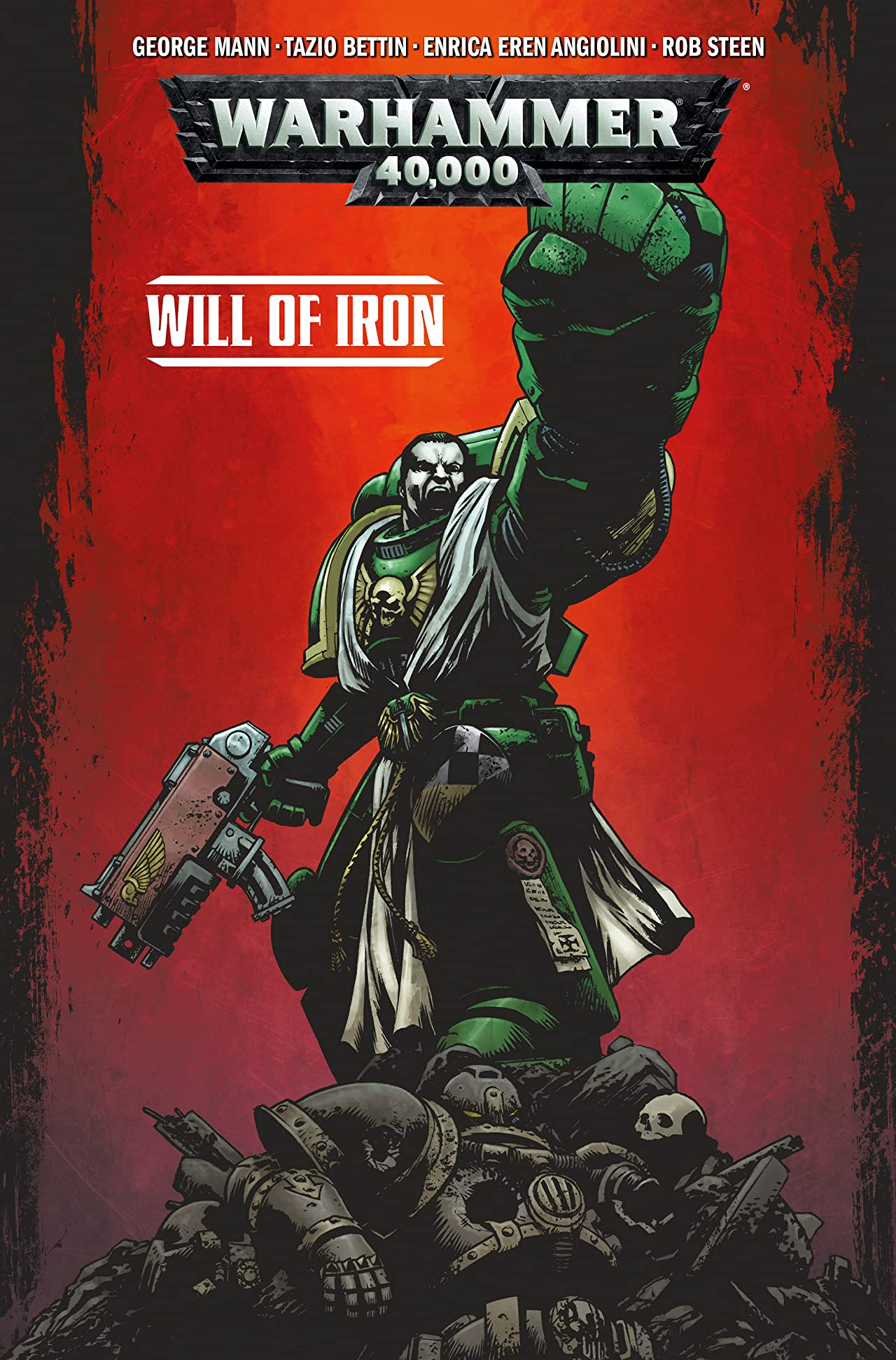 Warhammer 40,000: Will of Iron #0