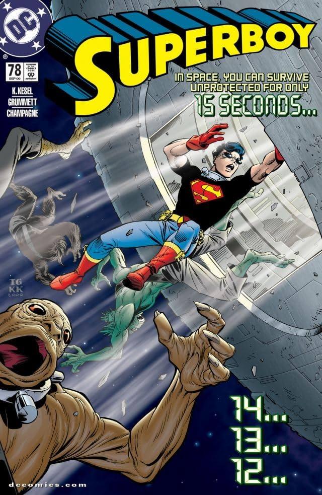 Superboy (1994-2002) #78