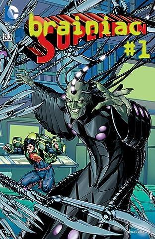 Superman (2011-2016) #23.2: Featuring Brainiac