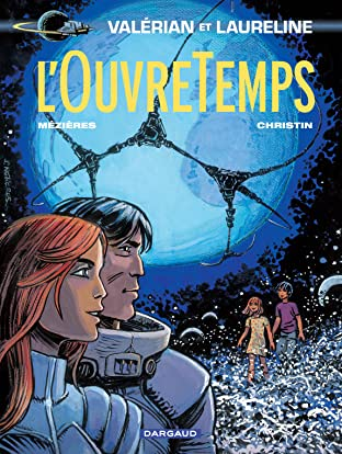 Valérian Tome 21: L'ouvre temps