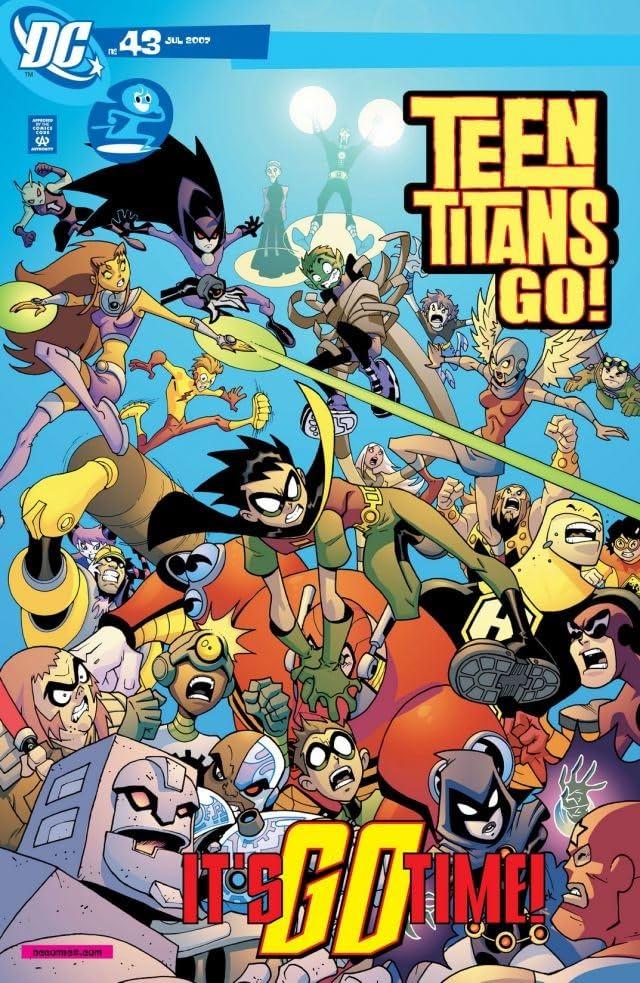 Teen Titans Go! (2004-2008) #43