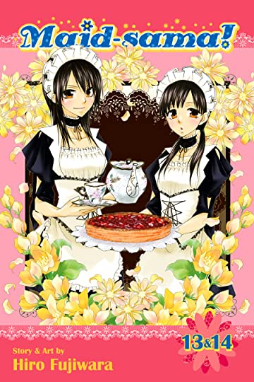 Maid-Sama! (2-in-1 Edition) Vol. 7