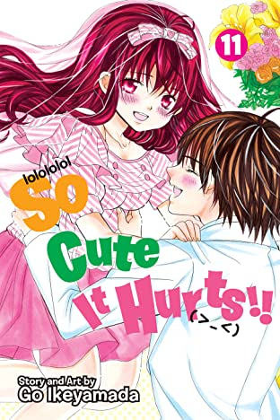 So Cute It Hurts!! Vol. 11
