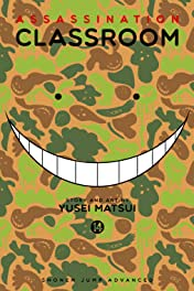 Assassination Classroom Vol. 14