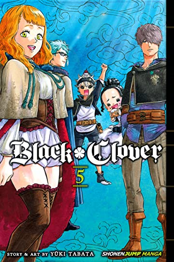 Black Clover Vol. 5