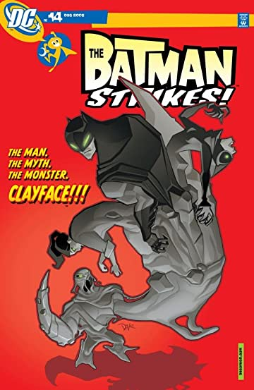 The Batman Strikes! #14
