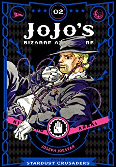 JoJo's Bizarre Adventure: Part 3: Stardust Crusaders Vol. 2