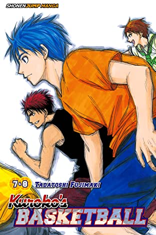 Kuroko's Basketball Vol. 4