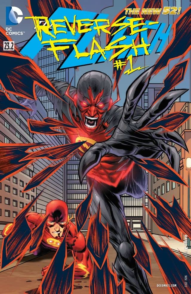 The Flash (2011-2016) #23.2: Featuring Reverse Flash