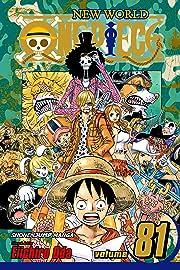 One Piece Vol. 81