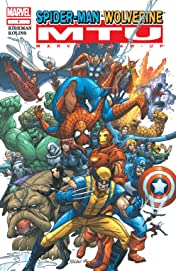 Marvel Team-Up (2004-2006) #1