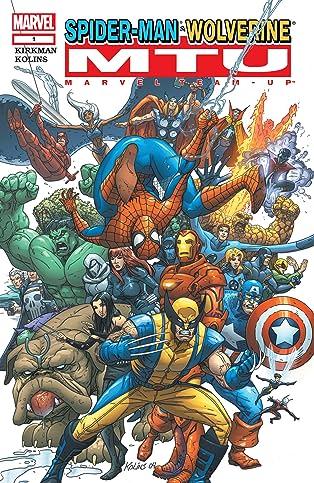 Marvel Team-Up (2004-2006) #1