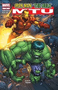 Marvel Team-Up (2004-2006) #4