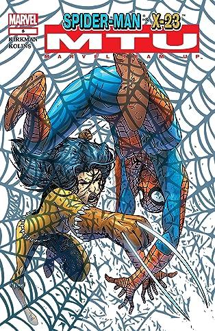 Marvel Team-Up (2004-2006) #5