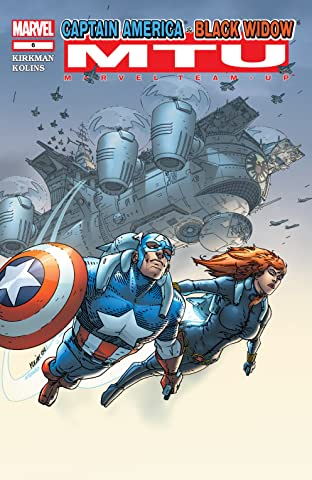 Marvel Team-Up (2004-2006) #6