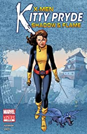 X-Men: Kitty Pryde - Shadow & Flame (2005) #1 (of 5)
