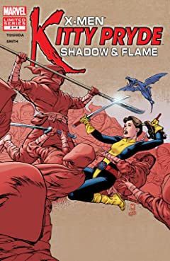 X-Men: Kitty Pryde - Shadow & Flame (2005) #2 (of 5)