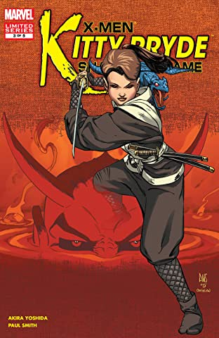X-Men: Kitty Pryde - Shadow & Flame (2005) #3 (of 5)