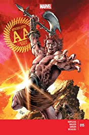 Avengers Arena #15