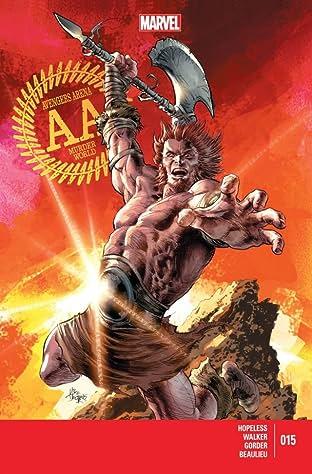 Avengers Arena No.15