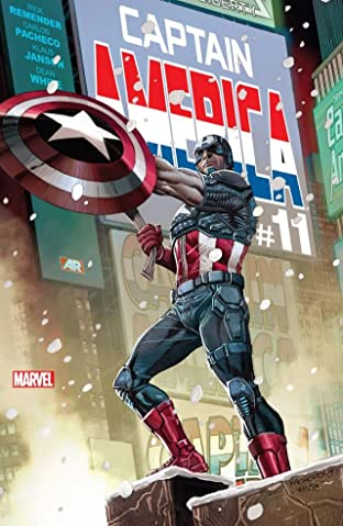 Captain America (2012-2014) No.11