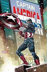 Captain America (2012-) #11