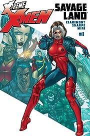 X-Treme X-Men: The Savage Land (2001-2002) #1