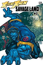 X-Treme X-Men: The Savage Land (2001-2002) #2