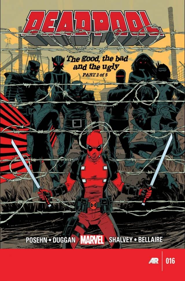 Deadpool (2012-) #16