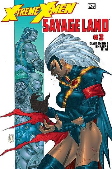 X-Treme X-Men: The Savage Land (2001-2002) #3