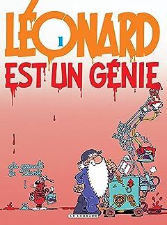 Léonard Vol. 1: Léonard est un génie