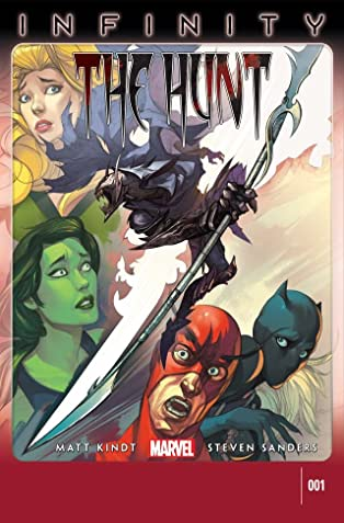Infinity: The Hunt #1 (of 4)