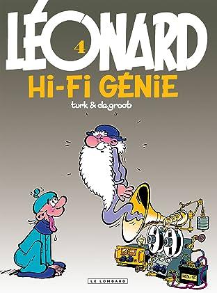 Léonard Vol. 4: Hi-Fi génie