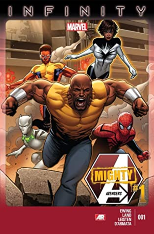Mighty Avengers (2013-) #1