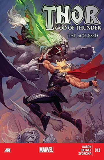 Thor: God of Thunder #13