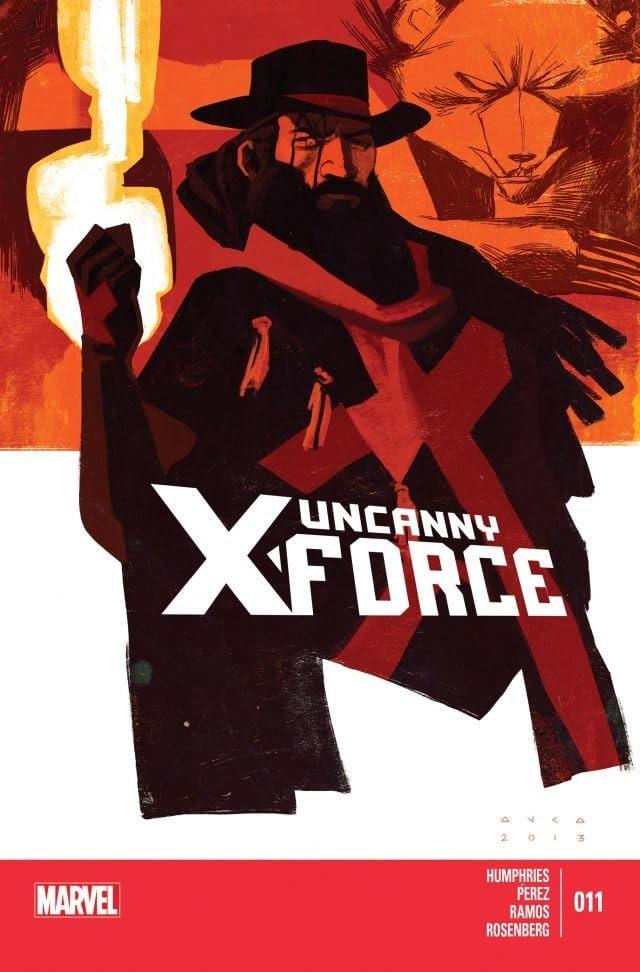 Uncanny X-Force (2013-2014) #11
