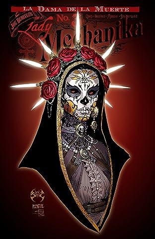 Lady Mechanika: La Dama de la Muerte No.3