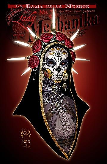 Lady Mechanika: La Dama de la Muerte #3