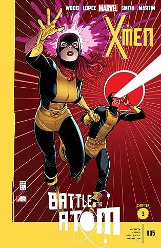 X-Men (2013-2015) #5