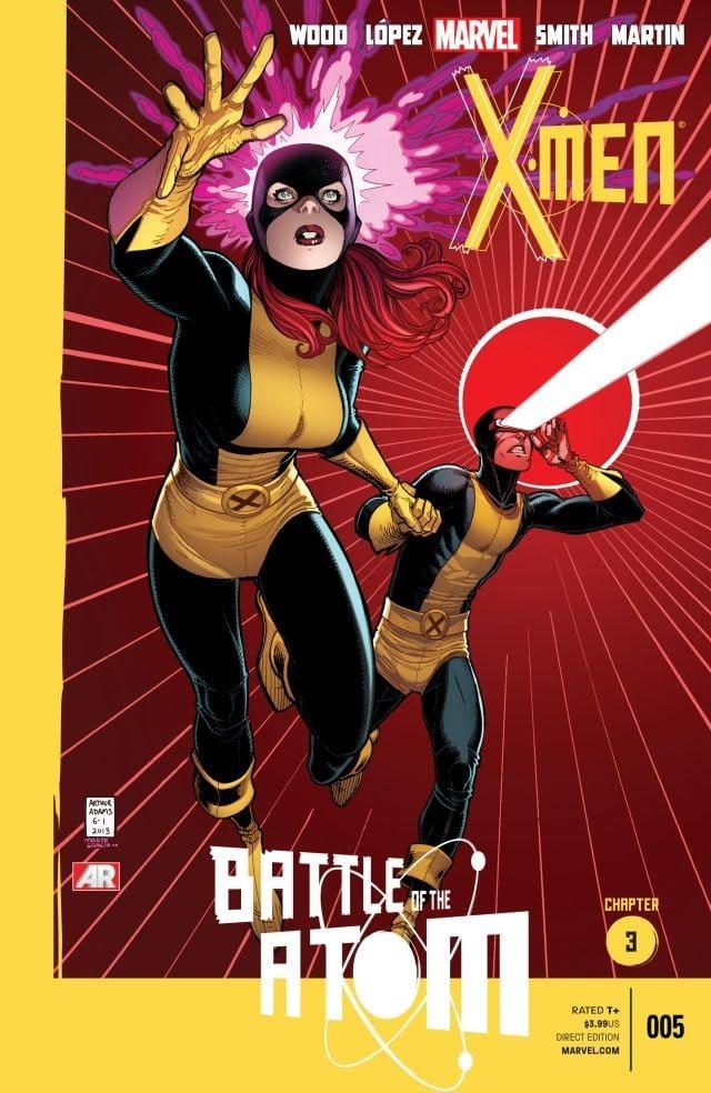 X-Men (2013-) #5
