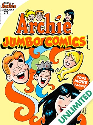 Archie Comics Double Digest #276