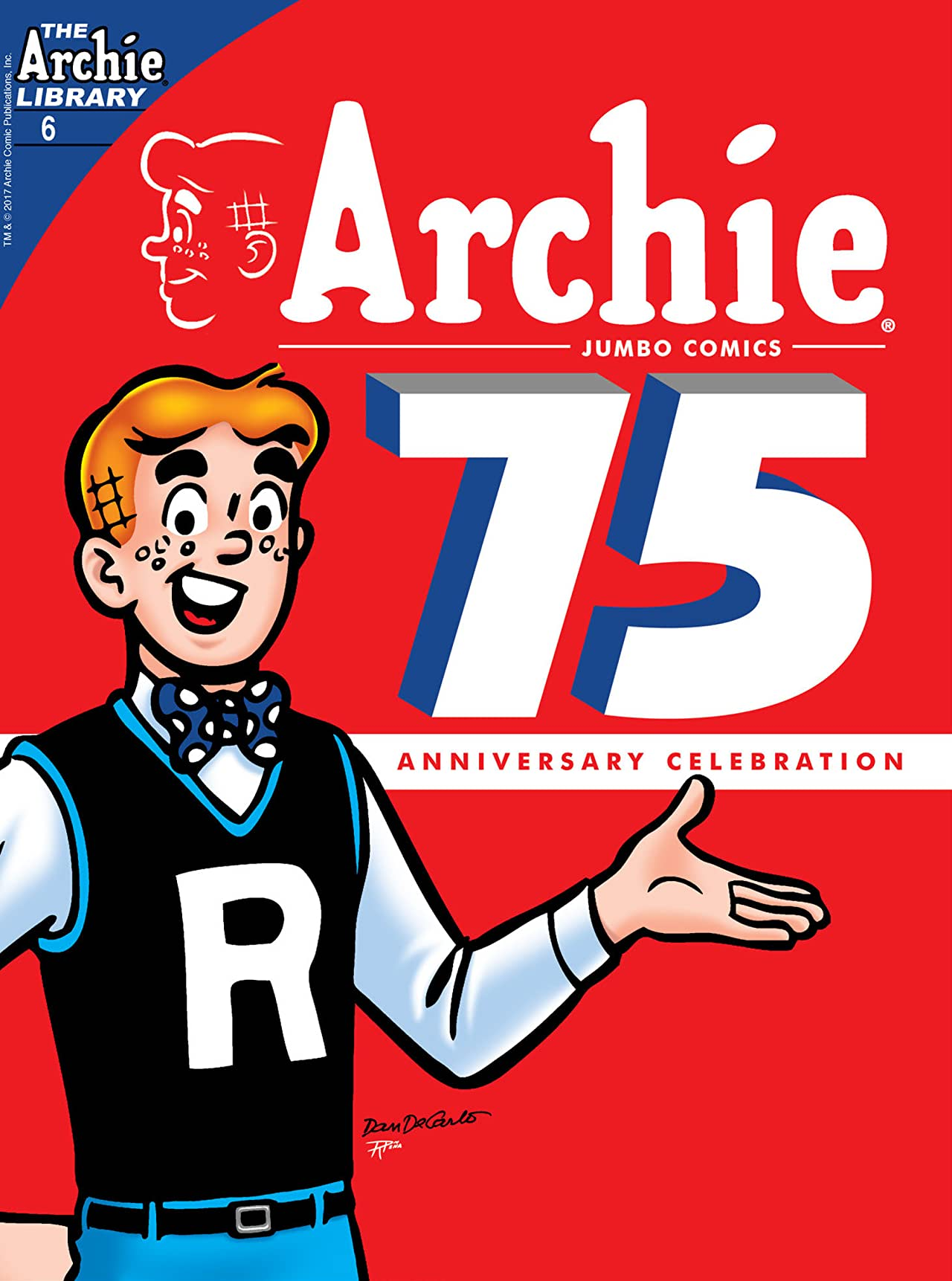 Archie 75th Anniversary Digest #6