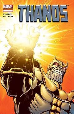 Thanos (2003-2004) #1