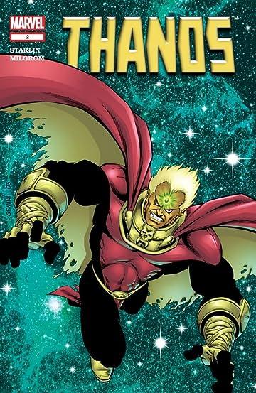 Thanos (2003-2004) #2