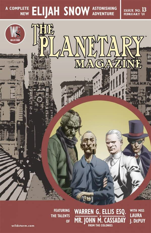 Planetary #13
